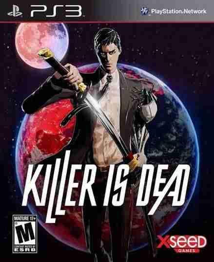Descargar Killer Is Dead [MULTI][Region Free][FW 4.3x][iMARS] por Torrent